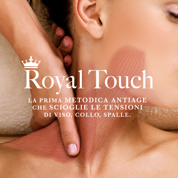 Trattamento estetico antiage Royal Touch di Aestetic Project