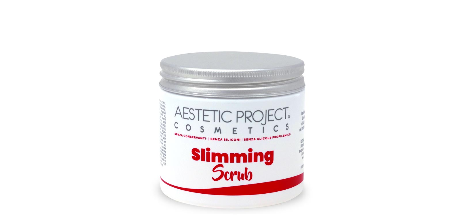 Slimming scrub Lato B Aestetic Project